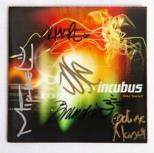 "Autographed/Signed INCUBUS ""Make Yourself"" CD Signed - Epic Records - COA"
