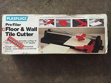Plasplugs Pro-Tiler Floor and Wall Tile Cutter