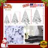 Artificial Christmas Tree - White Snow Flocked 5/6/7/8 ft/Foot Arbol De Navidad