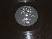 """GOGI GRANT Suddenly There's a Valley/ Love Is 10"""" 78 ERA 1003"""