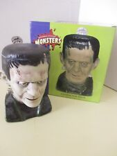 UNIVERSAL MONSTERS FRANKENSTEIN CHARACTER STEIN LT ED. #1555 MIB NEW BUDWEISER