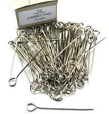 STECKNADELN - Ringstecker Carpet Pins 75 mm.