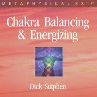 Chakra Balancing & Energizing: Dick Sutphen - 1CD