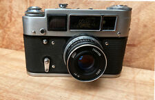 FED 4 Camera Vintage Rangefinder Made in The USSR