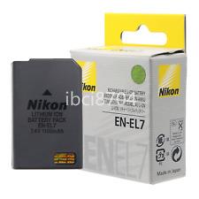 NEW Original Nikon EN-EL7 ENEL7 Battery 1100mAh For Coolpix 8400 8800