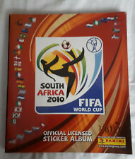 Album PANINI WC South Africa 2010 Vide Empty
