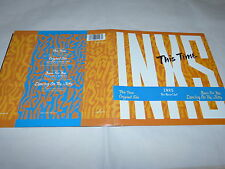 """INXS - THIS TIME   45 TOURS/7"""" DBL PACK!!!!!!!!!!!!!!!!"""