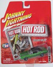JOHNNY LIGHTNING R1 HOT ROD MAGAZINE 1968 MERCURY COUGAR #24