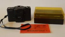 LC-A LOMO compact 35mm f/2.8 LOMOGRAPHY USSR Point & Shoot Camera