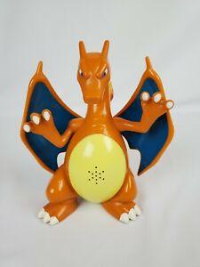 Charizard Hasbro Talking/Roaoring Pokemon Figure Tested and Works