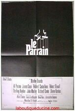 LE PARRAIN THE GODFATHER Affiche Cinéma / Movie Poster FRANCIS FORD COPPOLA