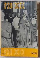 NAZARENO PADELLARO PAPA PIO XII EUGENIO MARIA GIUSEPPE PACELLI FOTO FASCISMO
