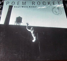 "POEM ROCKET ‎Small White Animal 7"" PCP ENTERTAINMENT NEW YORK EXPERIMENTAL 1995"