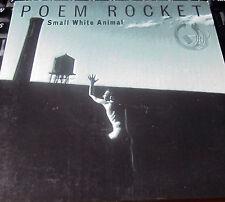 "POEM ROCKET Small White Animal 7"" PCP ENTERTAINMENT NEW YORK EXPERIMENTAL 1995"