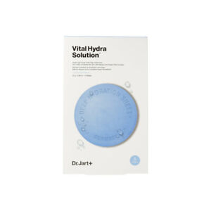 Dr.Jart+ Dermask Water Jet Vital Hydra Solution Face Mask Sheet 25g X 5ea