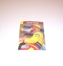 Ernie Irvin, NASCAR Driver #4, Trading Card, 1993 Pro Set, Inc. Serial Card #40