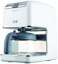Kaffeemaschine 0,75 Liter Kapazität 6 Tassen 1100W 27 x 17 x 24,5cm Kenwood weiß