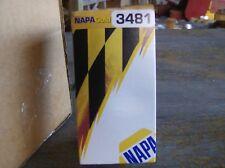 NAPA GOLD 3481 FUEL FILTER JAGUAR PONTIAC CHEVY CADILLAC