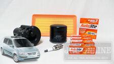 Hyundai Getz TB 03~11 G4EA G4EE G4EC G4ED AIR OIL FUEL FILTER SPARK SERVICE KIT