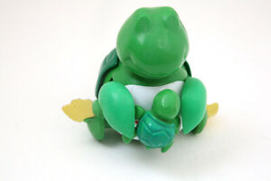 Tomy Frog and Baby Frog and Baby Frog  Children's Bath Toy - Vintage 1989 - Rare
