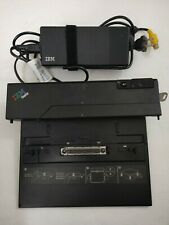 IBM Thinkpad Lenovo Docking Station 40Y8140/1 for T40/R50/X30/T30/R40/A30