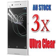 3x Ultra Clear Screen Protector Film Guard For New Sony Xperia XA1 | XA1 Ultra