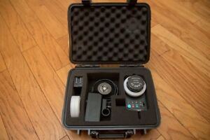 Came-TV MA-W1 Wireless Follow Focus with Case