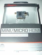 Rocketfish Mini/Micro HDMI Adapter (RF-G1175-C)