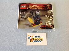 Lego Super Heroes Polybag 30168 Gun Mounting System New/Sealed/Retired/H2F