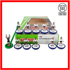 More details for tottenham hotspur subbuteo team ref 740 vintage table football soccer toy lw