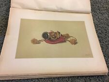 The Bullet which Killed Lord Nelson at Trafalgar 12 X 16 Antique Print
