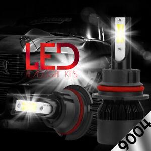 XENTEC LED HID Headlight Conversion kit 9004 HB1 6000K 1999-2000 Dodge Ram 3500