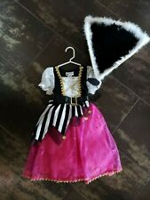 Disney Pirates of the Caribbean Girls Costume S (6)