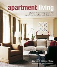 Apartment Living: Stylish Decorating Ideas for Apartments-ExLibrary