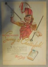Chesterfield Cigarette Ad: Swing To Chesterfields ! Tabloid Page 1939