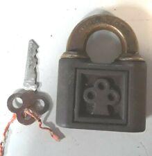 Vintage Yale lock with keys Yale & Towne MFG. CO.