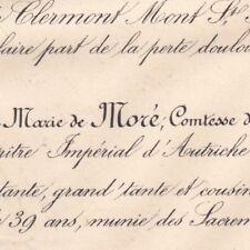 Sidonie Albertine Marie De More De Pontgibaud 1879