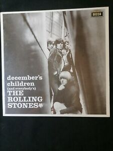 The Rolling Stones ‎– December's Children (And Everybody's) + inner sleeve LP