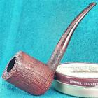 VERY+MINT+1996+Dunhill+SHILLING+HUGE+1%2F8+BENT+ENGLISH+Estate+Pipe+360+RING+GRAIN