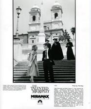 """M.Damon, C.Blanchett """"The Talented Mr. Ripley"""" Vintage Movie Still"""