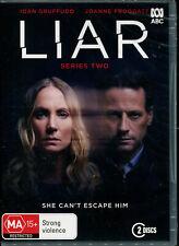 Liar Series Season 2 Two DVD Region 4