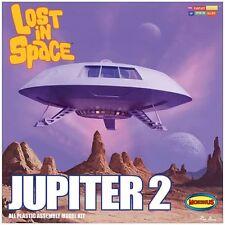Moebius 913 TV 'Lost in Space' Jupiter 2 Spaceship 1/35 Scale Model