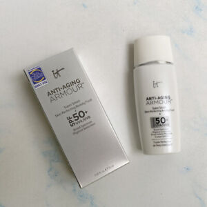 NEW! ANTI-AGING ARMOUR Super Smart Skin-Perfecting Beauty Fluid -IT Cosmetics+++