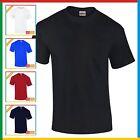 Gildan Men's Heavy Cotton T-Shirt 5000 60+ COLORS AVAILABLE (Free Delivery)