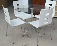 Fixed Dining Furniture Sets with 5 Pieces