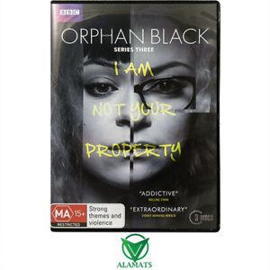 Orphan Black Season 3 DVD [T]