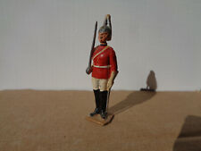BRITAINS Ltd # 2029 British Life Guards sentry on guard England lead soldiers TD