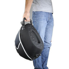 PRO-BIKER Brand Motorcycle Motorbike Helmet Bag Storage Carry Case Cover Black