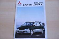 208417) Mitsubishi Space Wagon Prospekt 04/1998