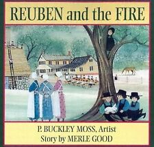 Reuben and the Fire by M. Good and Merle Good (1993, Paperback)